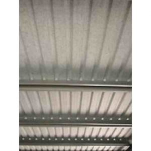 0.5mm Plastisol Coated roofing sheets