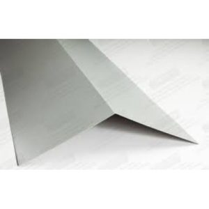 Plain Galvanised Ridge Flashing