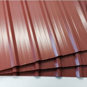 0.7mm Polyester Coated roofing sheets